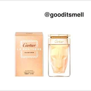 ORIGINAL Cartier La Panthere For Women EDP 75ml