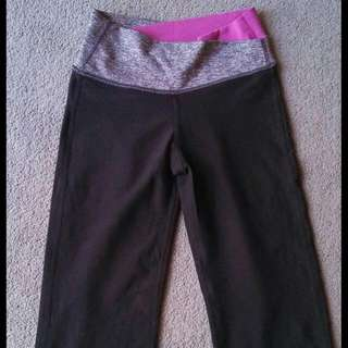 Lululemon Tights Can 2 = Aus 6 New