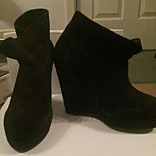 Tony Bianco Wedge Boots