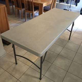 Fold Up Multi Purpose Table