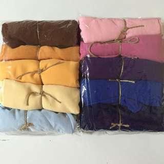 Chiffon Maxi shawl Tudung Scarf