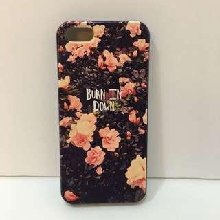 二手iPhone5軟殼手機殼~iPhone 5S/SE可共用喔~
