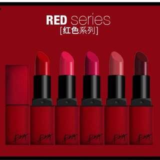 韓國 空運 BBIA 絲絨 霧面 唇膏 保濕 玫瑰色 PONY 推薦 顯色 保濕