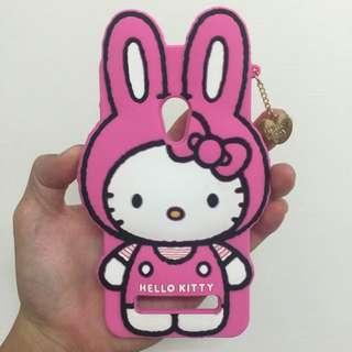 Hello kitty 凱蒂貓 兔子系列矽膠造型手機殼   華碩 Asus Zenfone 5 A500