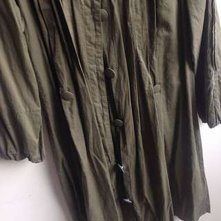 Long Green Army Outer