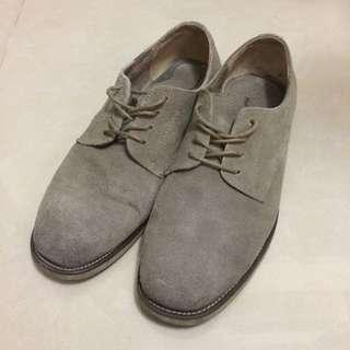 🚚 Hush puppies 麂皮沙漠靴休閒鞋 UK8.5 US9.5W 28CM