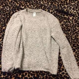Grey Knit - Hold Till 6/7