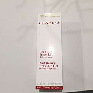 NEW CLARINS BUST BEAUTY EXTRA LIFT GEL