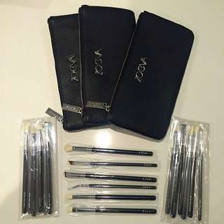 BRAND NEW ZOEVA CLASSIC EYE SET 6 PIECE - AUTHENTIC