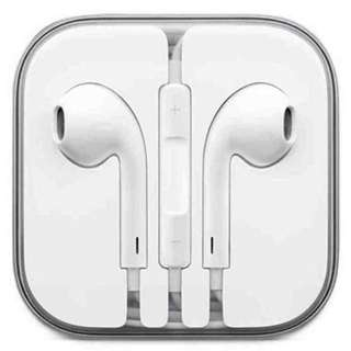 Genuine New In Box Apple iPhone iPod EarPods Earphones Headphones