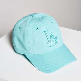 《現貨》美國🇺🇸LA藍綠棒球帽⚾️