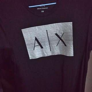 Authentic A/X Tshirt Size Xs