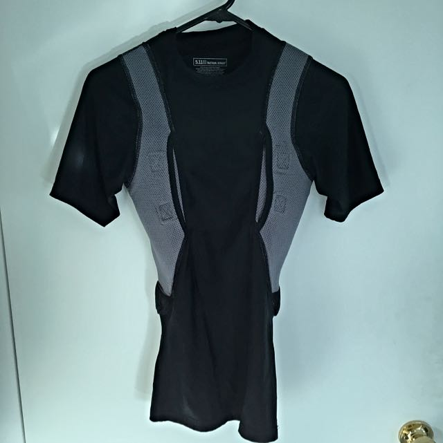 5.11 Tactical Series Size S Men's Compression Concealment Vest