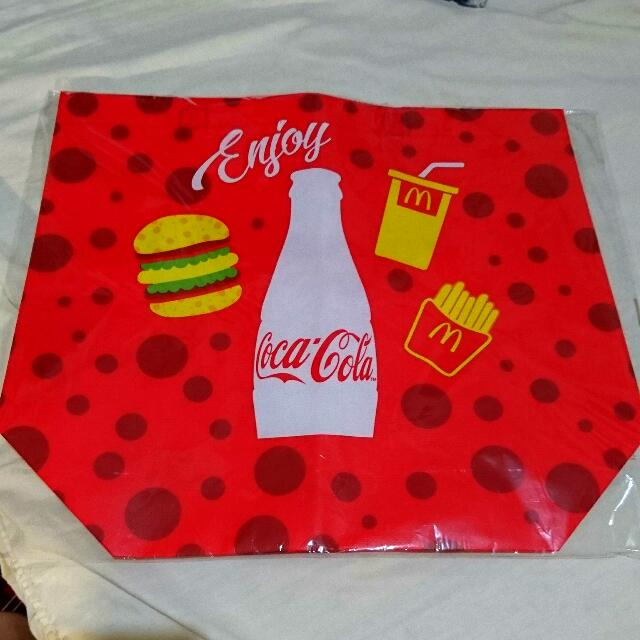 麥當勞購物袋
