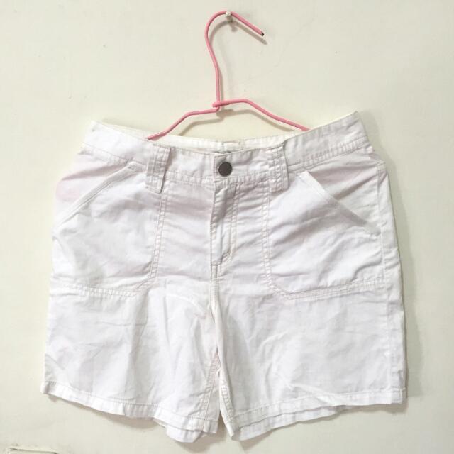 【二手】白色短褲