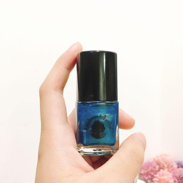 瑰柏翠-藍色喜馬拉雅 香氛指甲油