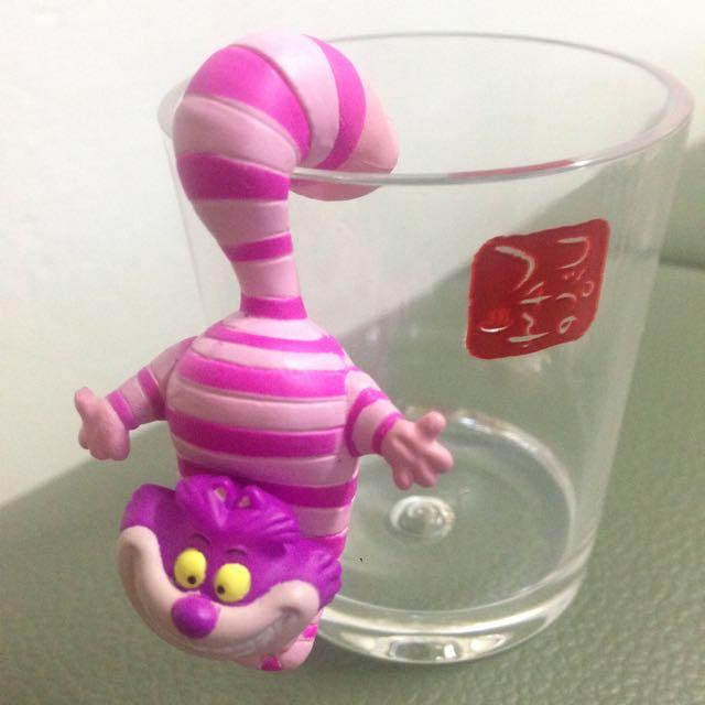 杯緣 杯緣子 迪士尼  愛麗絲 妙妙貓杯緣