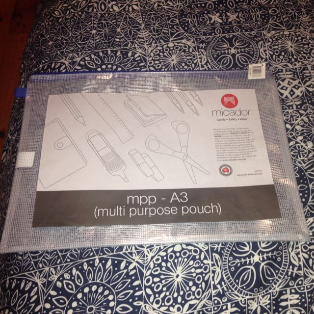 A3 Multi Purpose Pouch