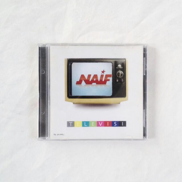 ALBUM NAIF TELEVISI (2007)