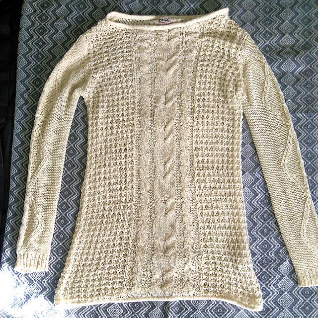 All Season Knit Sweater