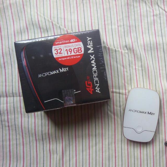 Andromax M2Y 4G Modem
