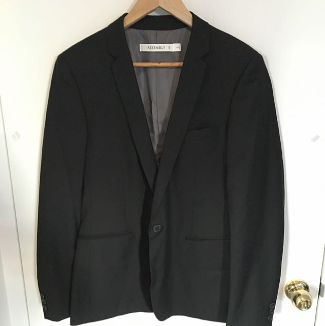 Assembly Men's Size L Blazer Jacket