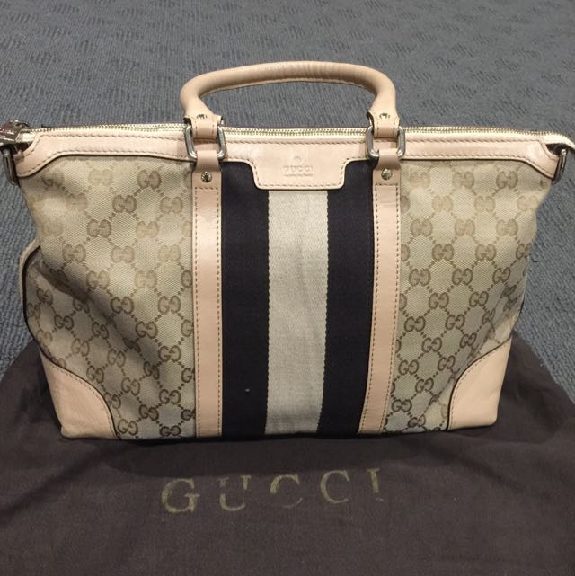 **Reduced for Quick Sale**Authentic Gucci Hand Bag
