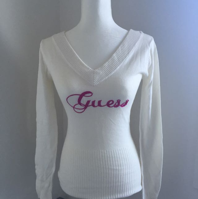 Authentic Guess Sweater
