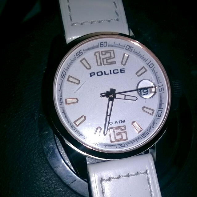 Authentic Unisex Police Brand Watch