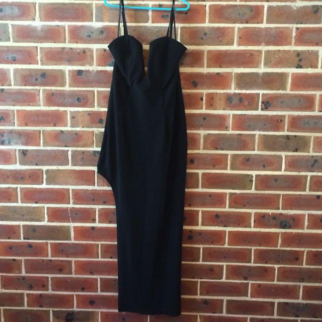 Black Dress, Size 12