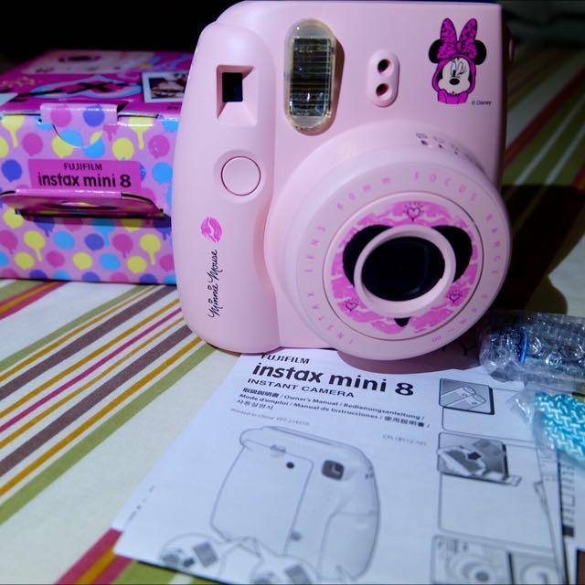 Brandnew Fujifilm Instax 8