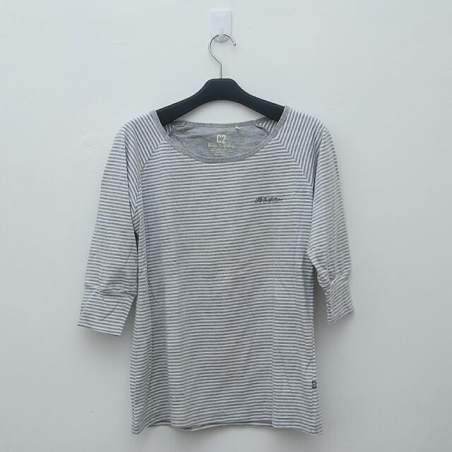 C2 Stripe Long Sleeve