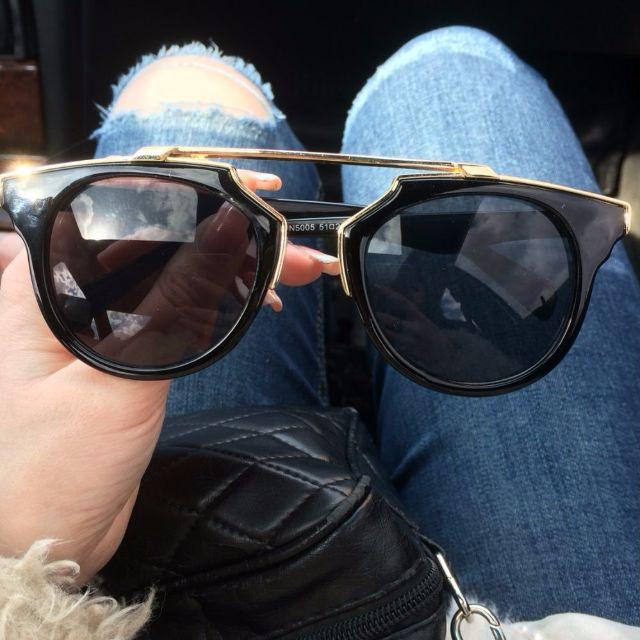 Cat Eye Women Designers Sunglasses - FREE SHIPPING