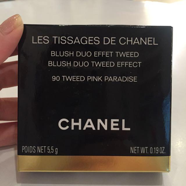 Chanel 腮紅