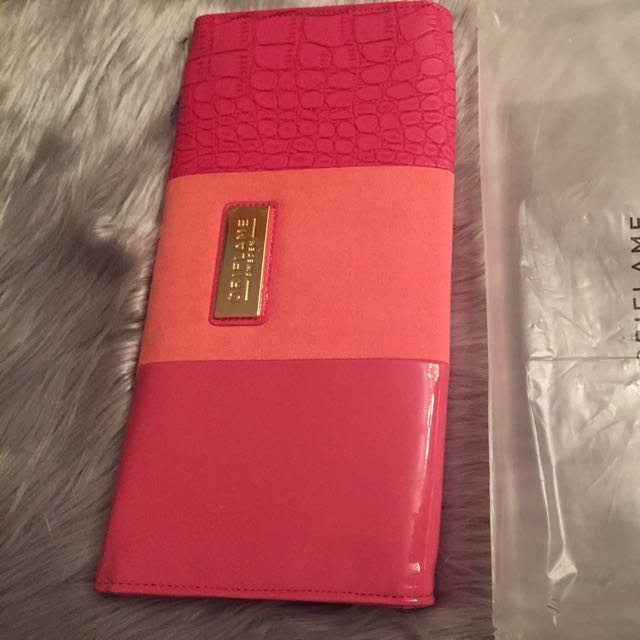 Clutch Pink Oriflame