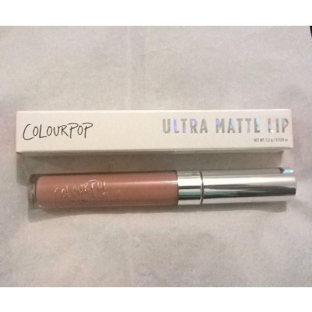 *pending* COLOURPOP Ultra Matte Liquid Lipstick in Midi