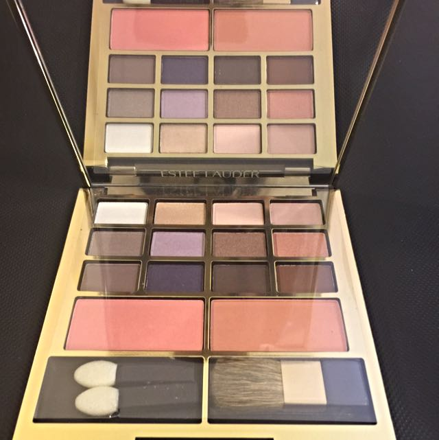 Estee Lauder Pure Color Eyeshadow & Blush Palette