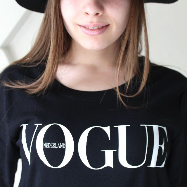 Fashionable Vogue Shirt - FREE SHIPPING