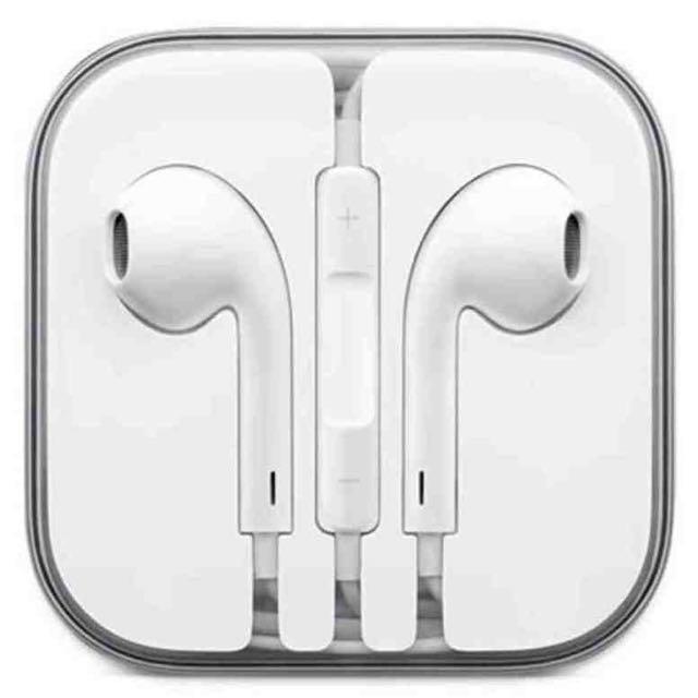 Genuine New In Box Apple iPhone iPod EarPods Earphones Headphones