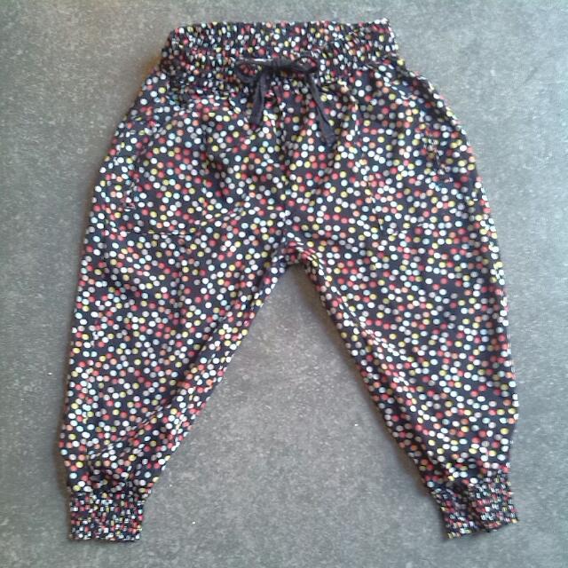 Girls Harem Style Pant
