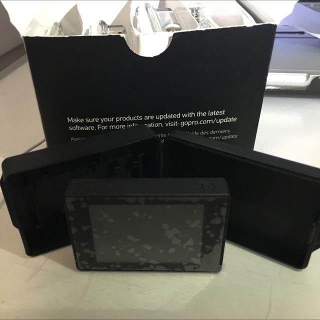 LCD bacpac for Hero3,3+