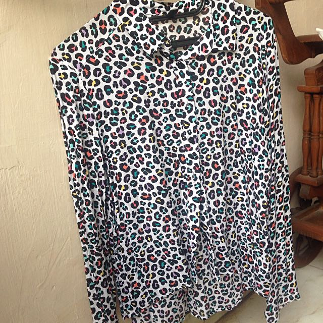 H&M Multicolor Shirt