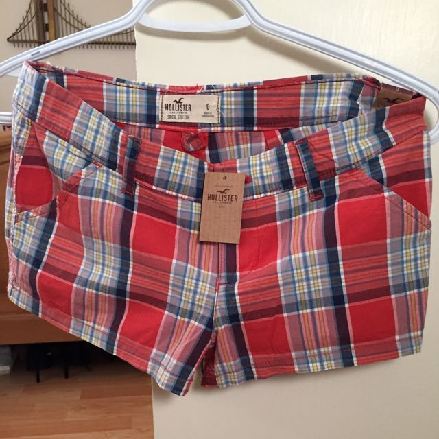 Hollister Shorts NWT