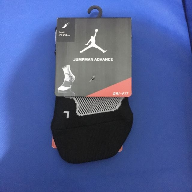 JORDAN JUMPMAN ADVANCE 中筒襪 籃球襪  s