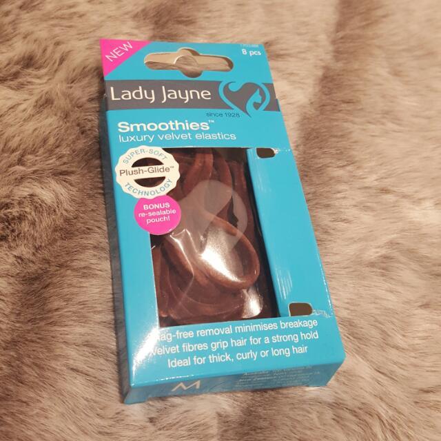 Lady Jane Luxury Hair Ties