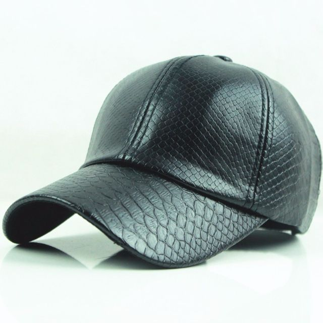 Luxury Leather Women Cap - FREE SHPPING