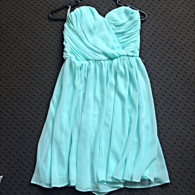 Mint Asos Dress