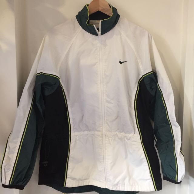 Nike spray jacket