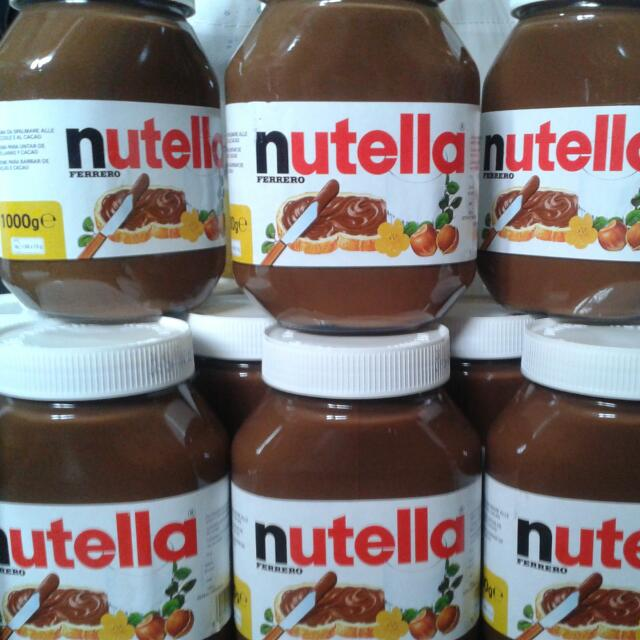 Nutella 1000g (Imported from Italy)