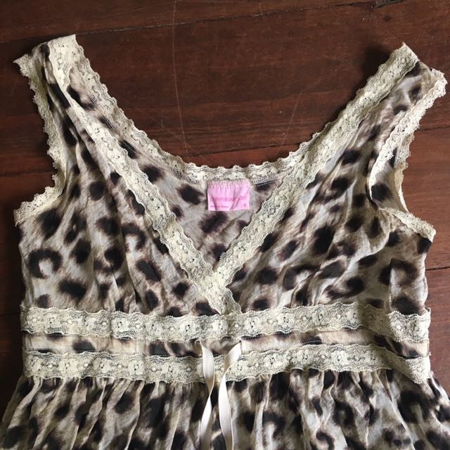 Peter Alexander Silk Dress